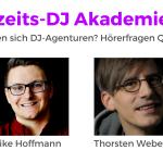 HDJ9 Lohnen sich DJ-Agenturen? Soll ich meinen Webauftritt in Club- und Hochzeits-DJ trennen?