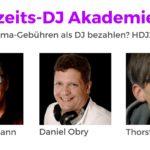 Muss ich Gema-Gebühren als DJ bezahlen? HDJ23