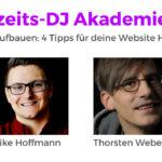 Vertrauen aufbauen: 4 wichtige Tipps für deine Website | HDJ56 Hochzeits-DJ Akademie Podcast