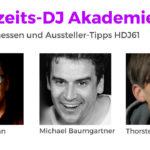 Hochzeitsmessen: Aussteller-Tipps von DJ Michael Baumgartner HDJ61